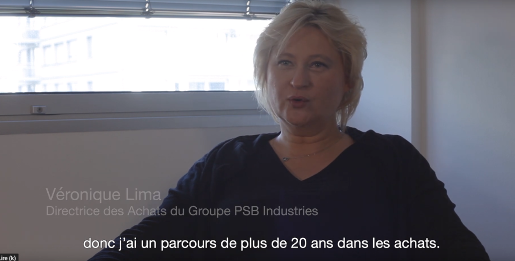 Veronique Lima, directrice des achats son témoignage sur sa collaboration avec Crop and Co et OKAVEO