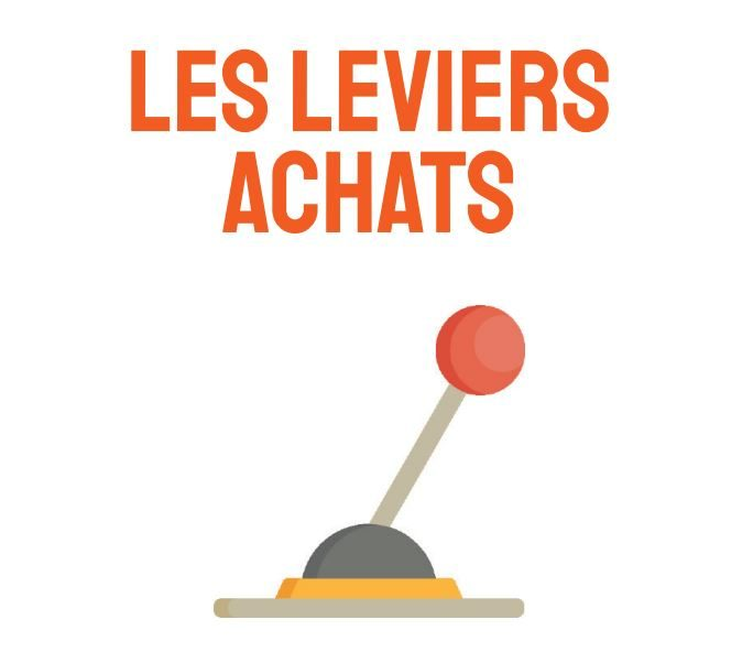 Les leviers achats par Crop and Co