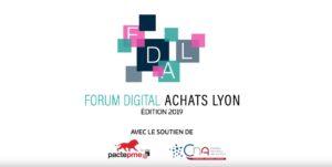 Forum Digital Achats de juin 2019 - Organisé par Crop and Co