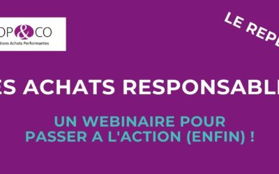 replay achats responsable